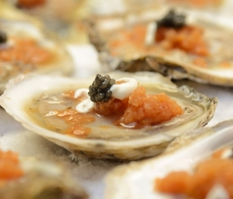 Oyster recipes from the James Beard Foundation