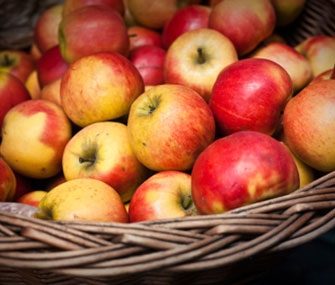 Apple recipes from the James Beard Foundation
