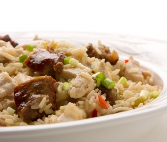 Old-School Chicken and Sausage Jambalaya | James Beard Foundation