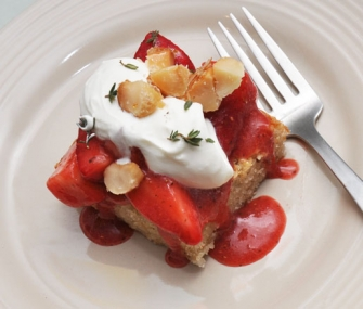 ... Strawberries and Sweet-and-Salty Macadamia Nuts | James Beard