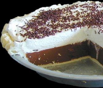 Eat cream pie