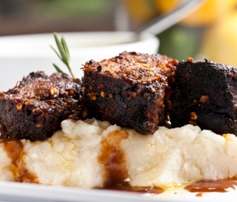 10-Hour Guinness-Braised Kobe Beef Short Ribs | James Beard Foundation
