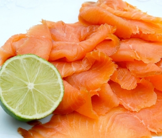 Citrus-Cured Salmon | James Beard Foundation