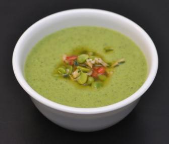 ... soup porcini mushroom soup with james beard s garlic soup garlic soup