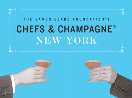 Chefs and Champagne