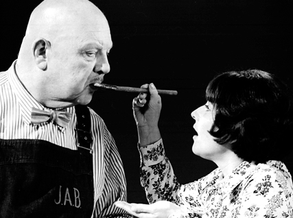 James Beard with J.J. McColl
