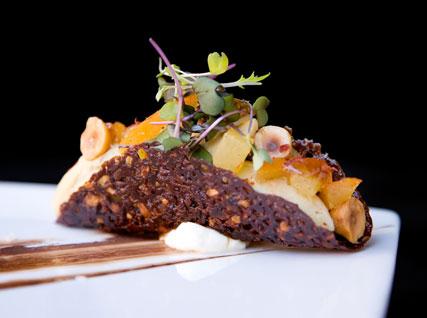 foie gras taco