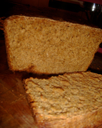 Myrtle Allen's brown bread