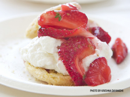 Tri-Star Strawberry Shortcake