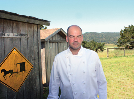 Christian Caiazzo will cook at the James Beard House
