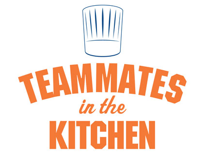 Teammates in the Kitchen