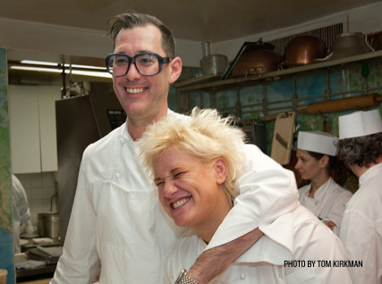 The Food Network New York City Wine & Food Festival at the James Beard Foundation