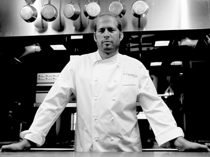 James Beard Award winner David Kinch