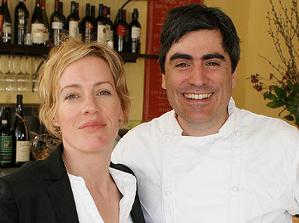 Michele Platt and Francesco Buitoni
