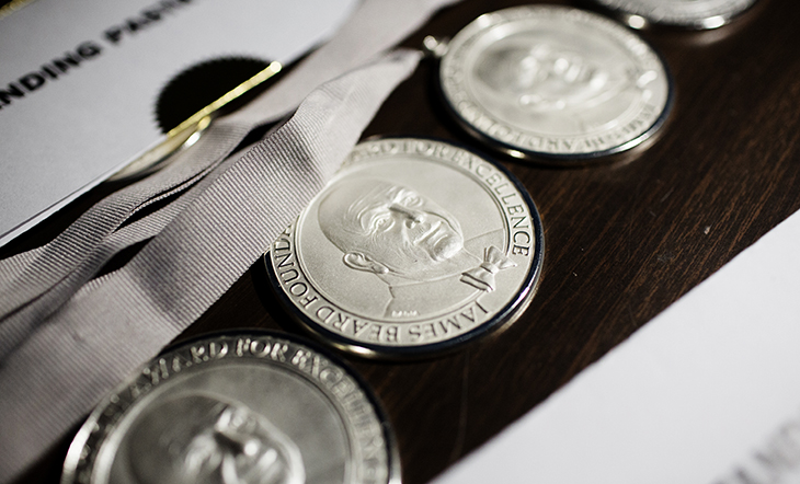 James Beard Awards Photo by Eliesa Johnson