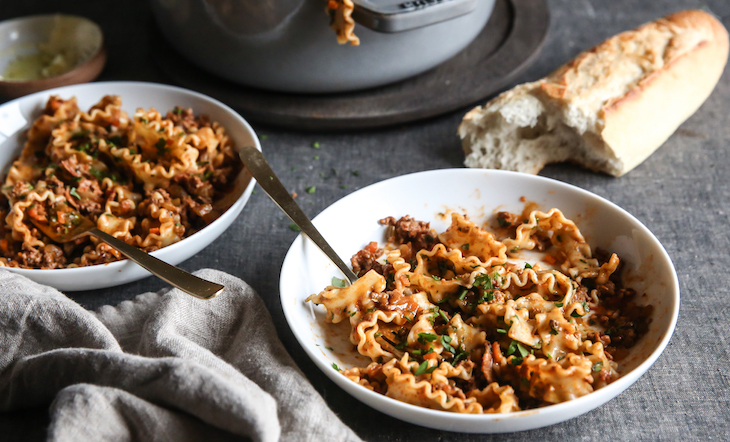 Bolognese Photo and Styling Judy Kim