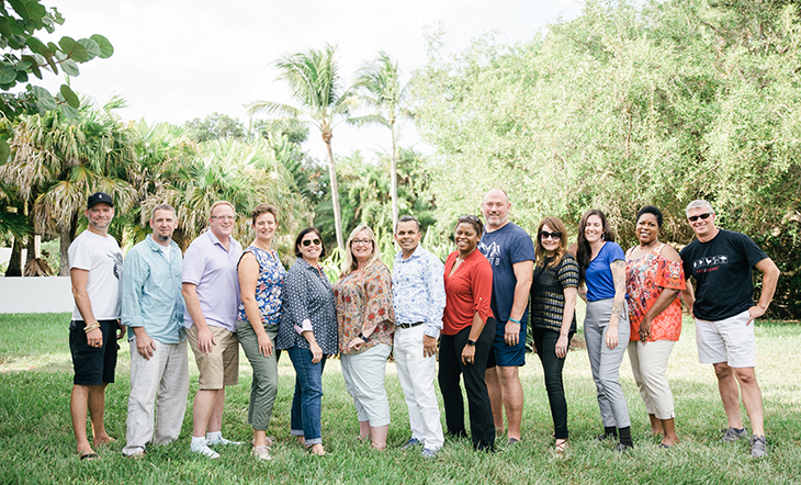 Captiva Advocacy Training Chefs