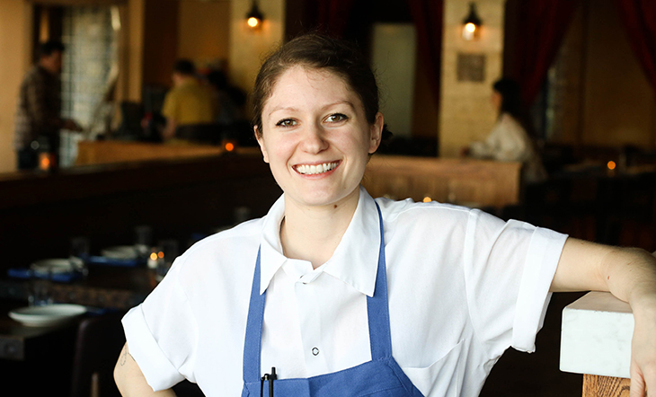 James Beard Rising Star Chef Award Nominee Camille Cogswell