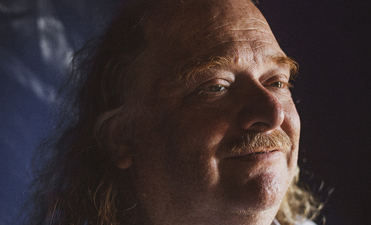 Jonathan Gold Photo by Gabriele Stabile