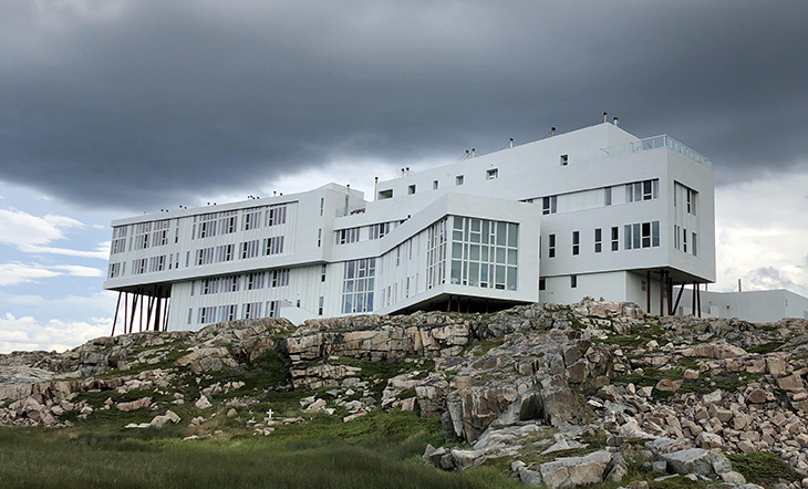 Fogo Island Inn by Mitchell Davis