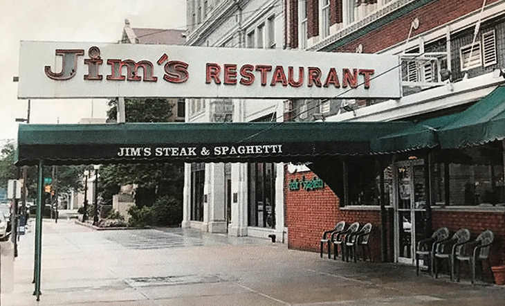 Jim's Steak & Spaghetti House