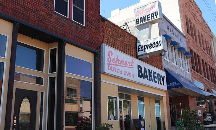 Sehnert's Bakery & Bieroc Café