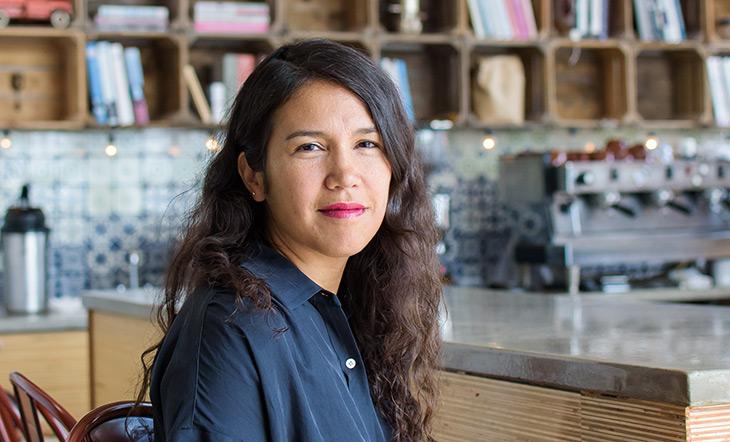 Violeta Edelman photo by Raisa Aziz