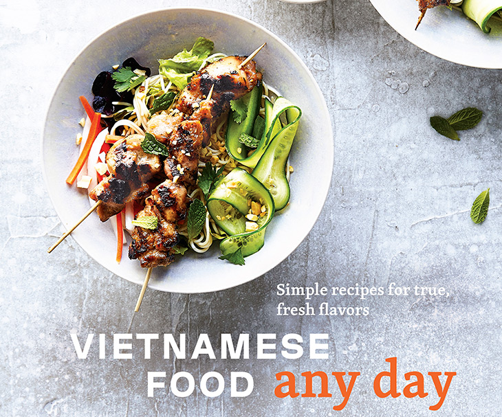 Vietnamese Food Any Day cover Photo: Aubrie Pick