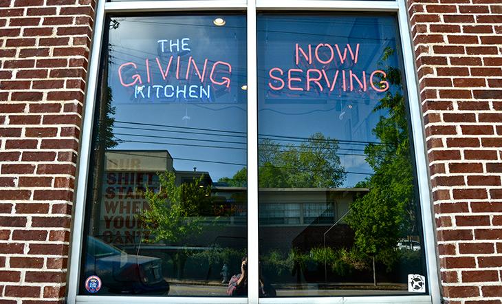 The Giving Kitchen photo Brad Kaplan