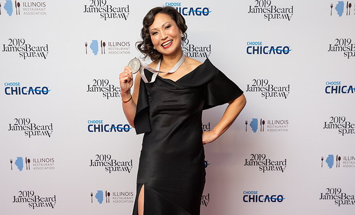 Best Chef: Midwest Ann Kim (photo Galdones Photography)