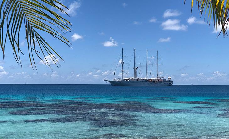 Windstar cruise ship Kris Moon