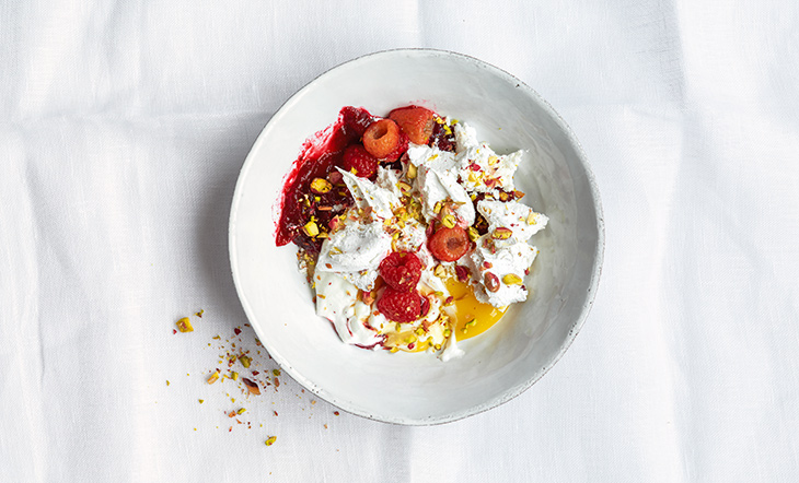Dorie Greenspan Eton Mess photo by Ellen Silverman