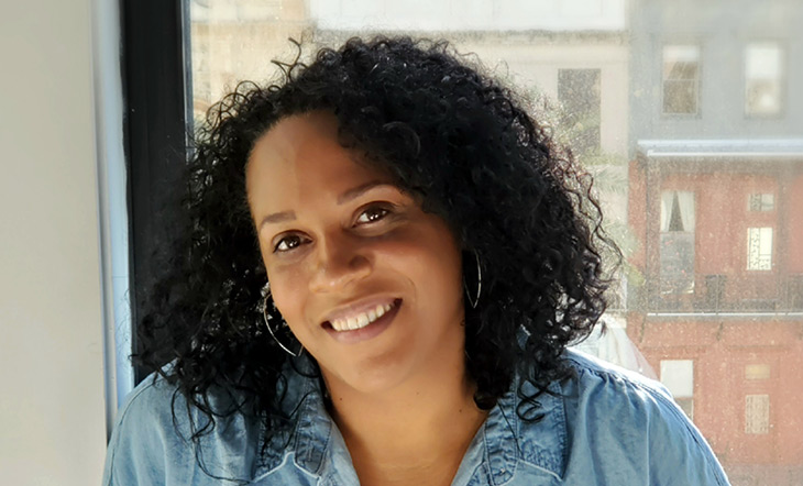 Joanne Canady-Brown photo by Julia Canady