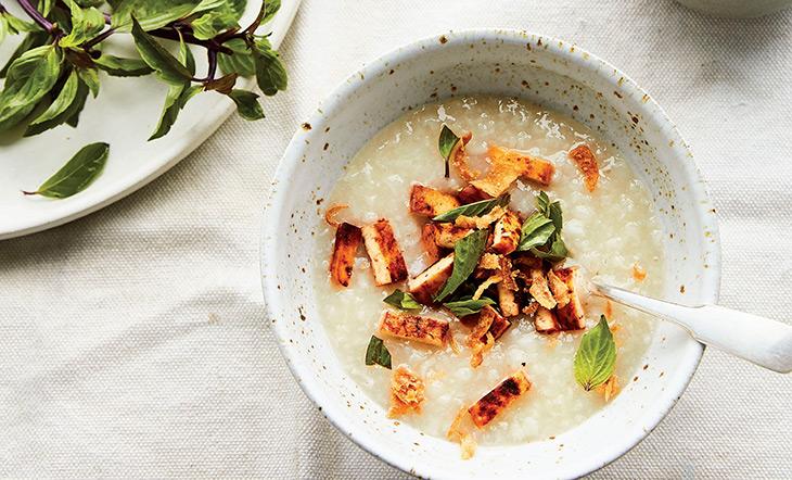 Andrea Nguyen's super-simple porridge photo Aubrie Pick © 2019