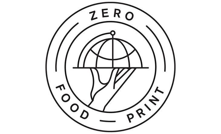 Zero Foodprint logo