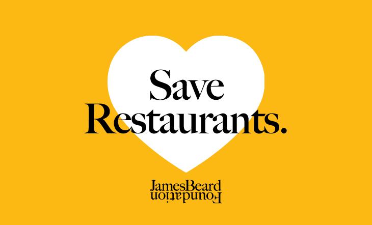 Save Restuarants heart