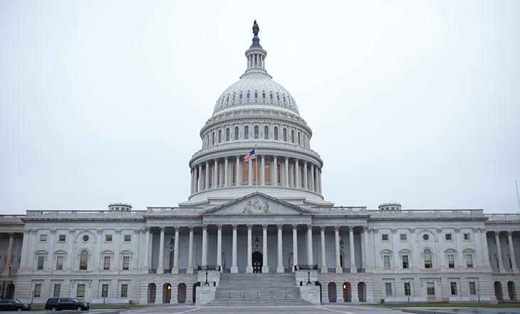 U.S. Capitol building Getty Images