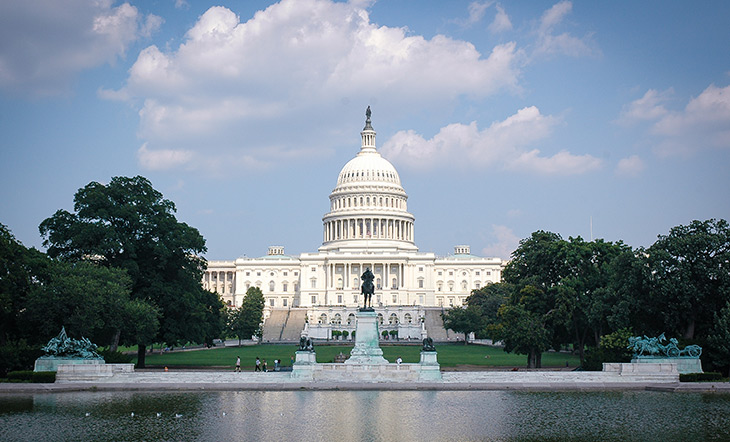 U.S. Capitol Building Getty Images
