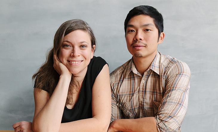 Karen Leibowitz and Anthony Myint photo by Alanna Hale