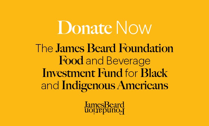 Donate to the Food and Beverage Investment Fund for Black and Indigenous Americans