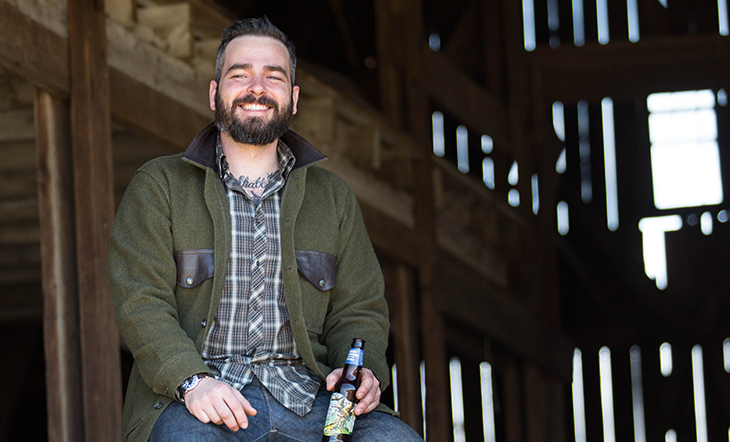 Head Cider Maker Ryan Burk