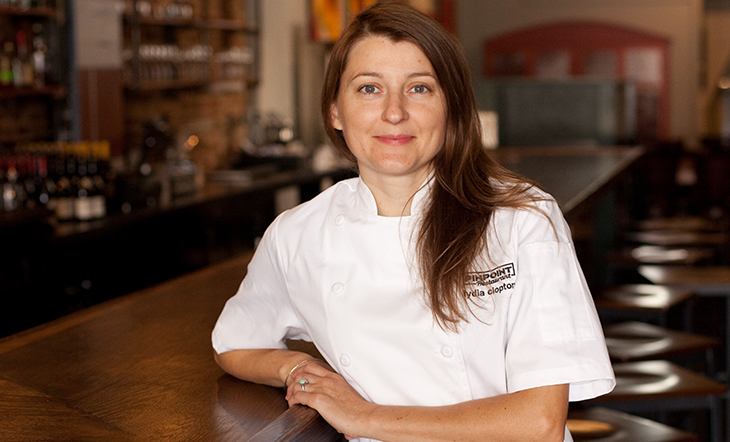 Pastry Chef Lydia Clopton