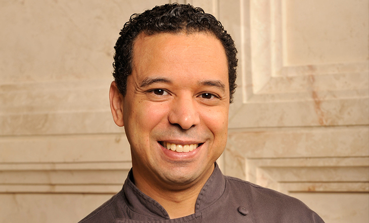 Executive Pastry Chef Rabii Saber