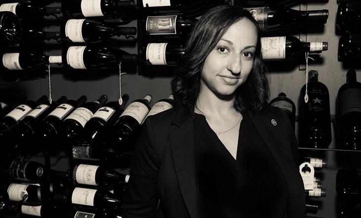 Wine Director Cara De Lavallade