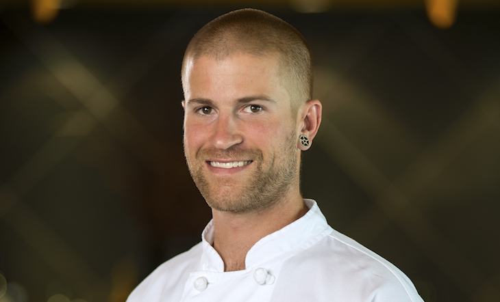 Culinary Director Joel Tate