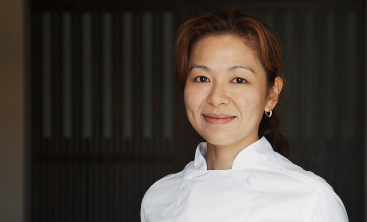 Niki Nakayama (Photo: Zen Sekizawa)