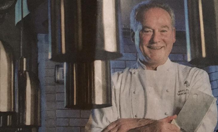 Master Butcher Marc Pauvert