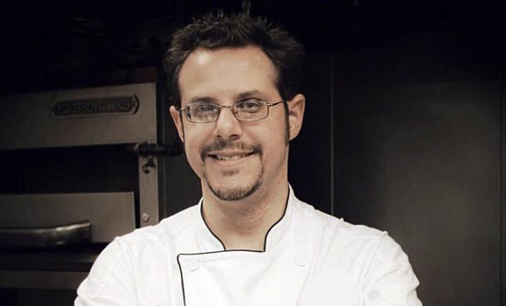 Pastry Chef John Sauchelli