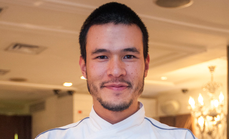 Corporate Chef Gustavo Young