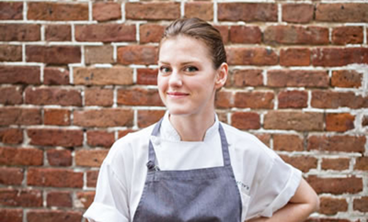 Pastry Chef Katy Keefe